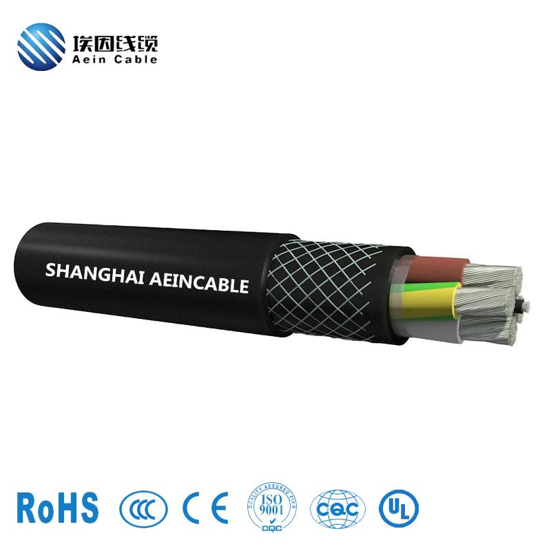 ANJF732 双护套卷筒电缆