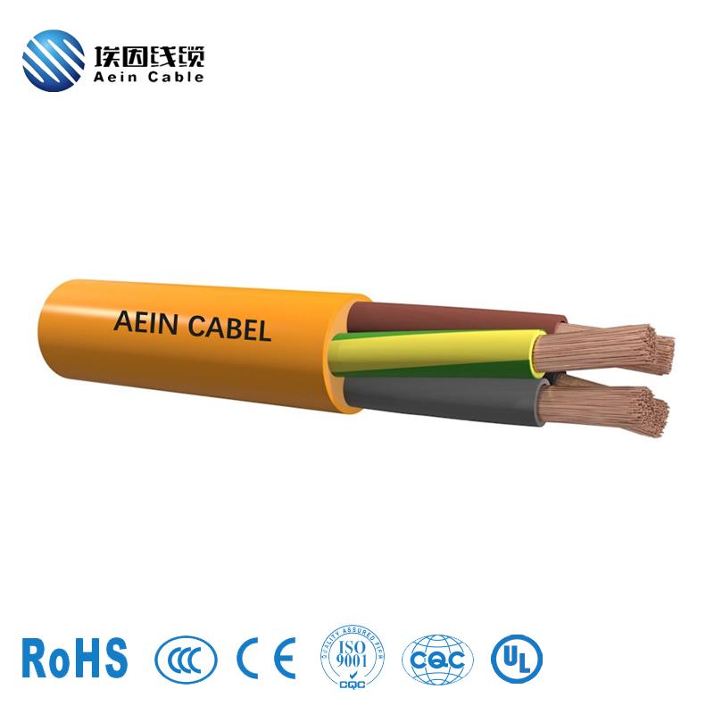 斗轮机电缆-圆形 ANJF730